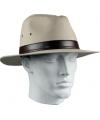 Klassieke safari hoed beige